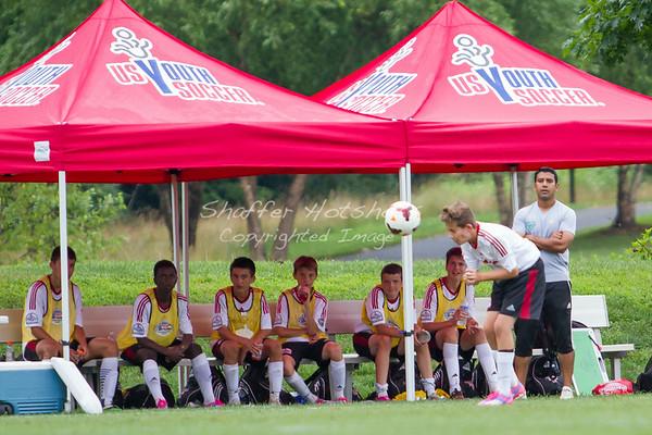 WAZA FC East Juniors 01 vs. GSA 01 Premier