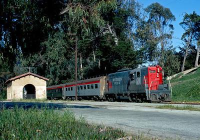 Southern Pacifc Diesels