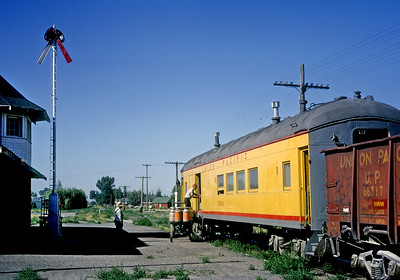 August 1966.  Victor mixed at  Rexburg, ID.