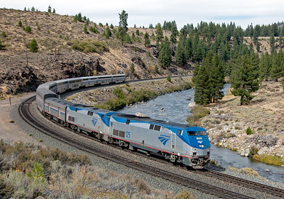 September 24, 2007.  ATK 5  approaches Truckee Meadows.