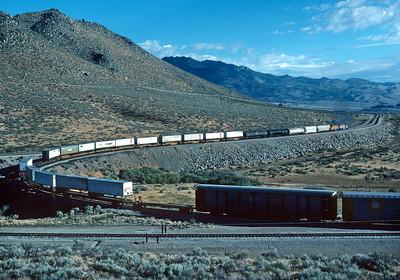 September 1990.  Reno Junction.
