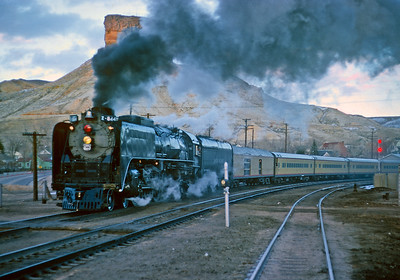 November 11, 1961.  Green River, WY.