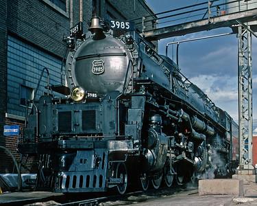 October 19, 1984.  Cheyenne, WY.