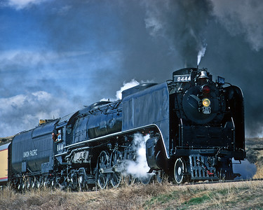 March 1971.  On the Dent Branch between Denver and Cheyenne.