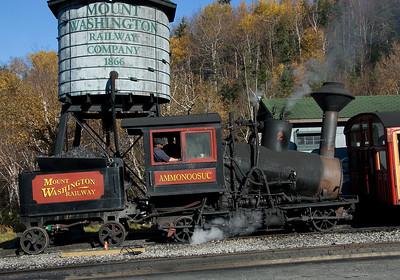 Mount Washington Cog Railroad
