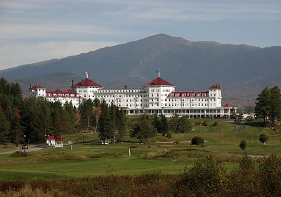 The Mount Washington Hotel is not directly related to the railroad, but was convenient, interesting, and comfortable.   And not overly expensive.