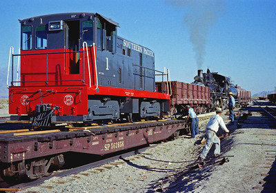 Southern Pacific Narrow Gauge