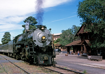 Grand Canyon station.
