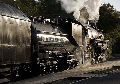Preserved Mainline Steam