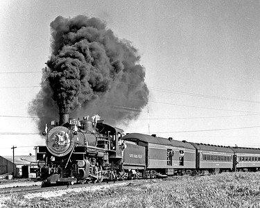 March 15, 1959 (most likely).  SCC, R&LHS charter on the Santa Maria Valley.