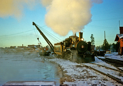 January 1960.  Southwest Lumber Mills, Flagstaff, Arizona.
