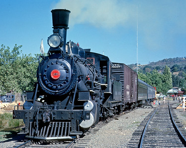 October 1961.  Tuolumne.  This was an R&LHS charter.