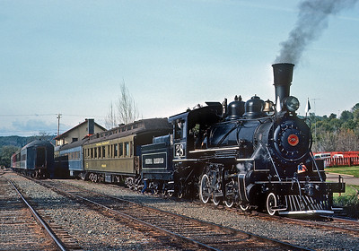 May 1975.  Jamestown.