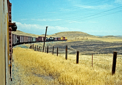 Obviously I rode a Sierra freight train, but I have absolutely no recollection of this trip.  Probably 1958 or 1959.