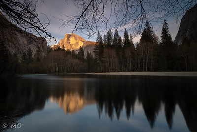 Yosemite at dawn