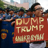 Philippines 2016 US Election World Reaction