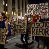 APTOPIX Election Protests California