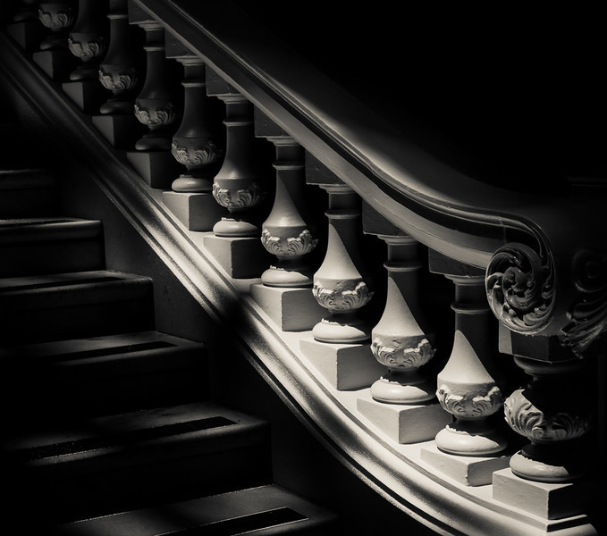 Staircase, Capitol Building