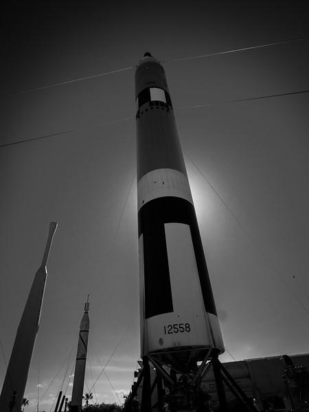 Titan rocket with Gemini spacecraft