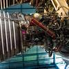 F1 engine plumbing.