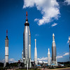 Missile Garden, Kennedy Space Centre