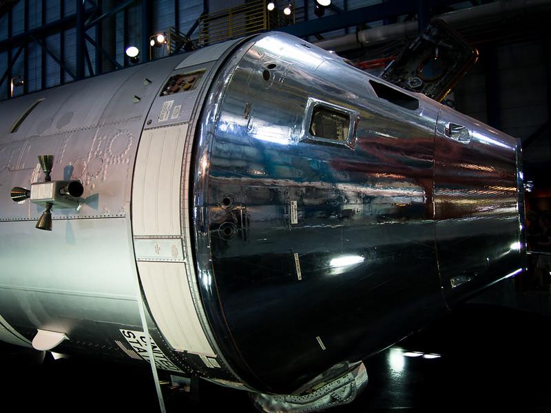 Apollo Command and Service modules.