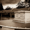 Burial site of Martin Luther King and his wife, Atlanta