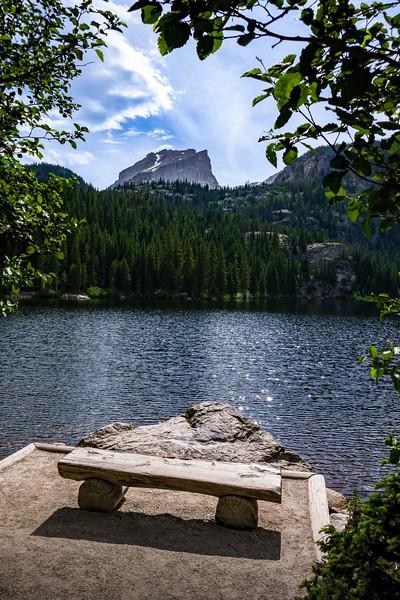 Bear Lake Rocky Mountain National Park