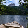 Bear Lake Rocky Mountain National Park