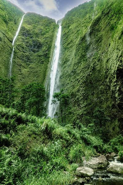 Hiilawe Falls Desat