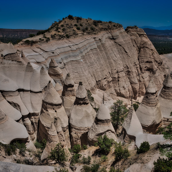 Tent Rocks Party Canyon