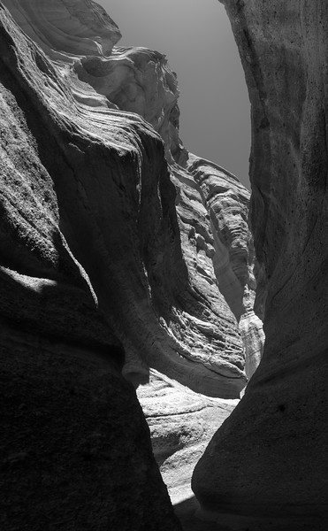 Tent Rocks Canyon Curves to the Sky