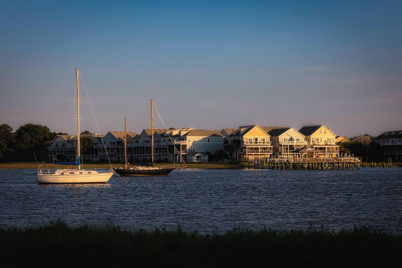Sunset Johns Island #195E9D