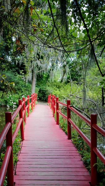Lost Plantation Bridge