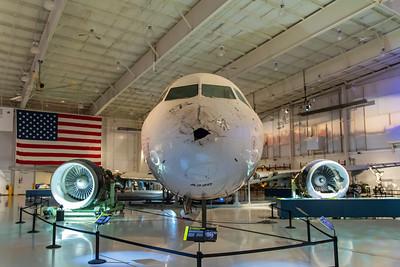 US Airways Airbus A320-214 N106US 2-13-18 10