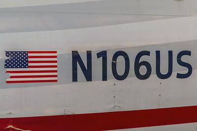 US Airways Airbus A320-214 N106US 2-13-18 13