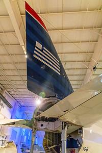 US Airways Airbus A320-214 N106US 2-13-18 15