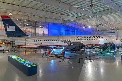 US Airways Airbus A320-214 N106US 2-13-18 17