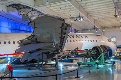 US Airways Airbus A320-214 N106US 2-13-18 18