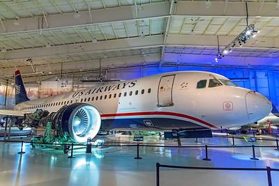 US Airways Airbus A320-214 N106US 2-13-18 22
