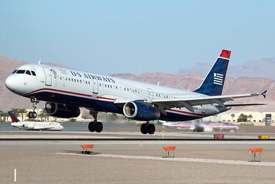 American Airlines Airbus A321-231 N539UW 10-21-16
