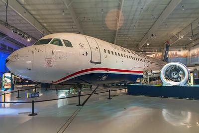 US Airways Airbus A320-214 N106US 2-13-18 1