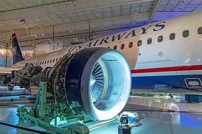 US Airways Airbus A320-214 N106US 2-13-18 19