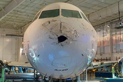 US Airways Airbus A320-214 N106US 2-13-18 11