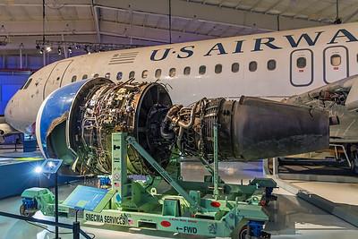 US Airways Airbus A320-214 N106US 2-13-18 4