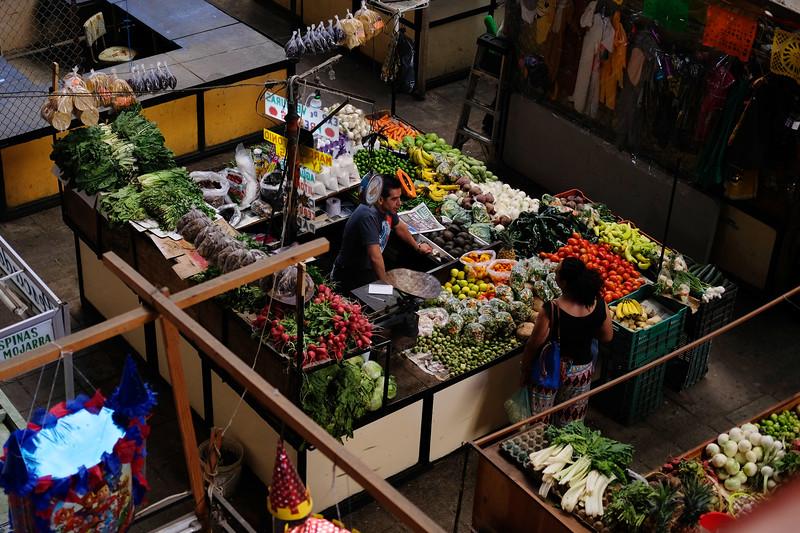 Mercado Hidalgo. Guanajuato City. April 2019