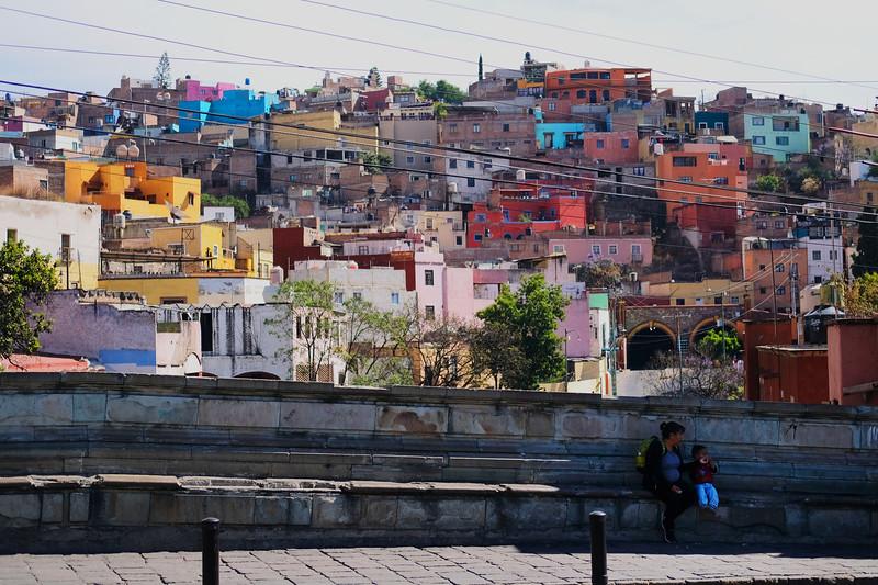 Guanajuato City. April 2019