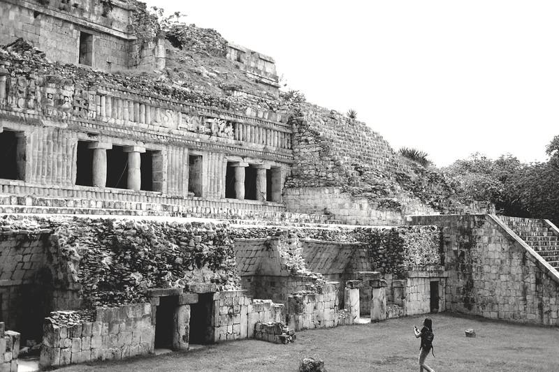 Ruinas de Sayil. July 2018
