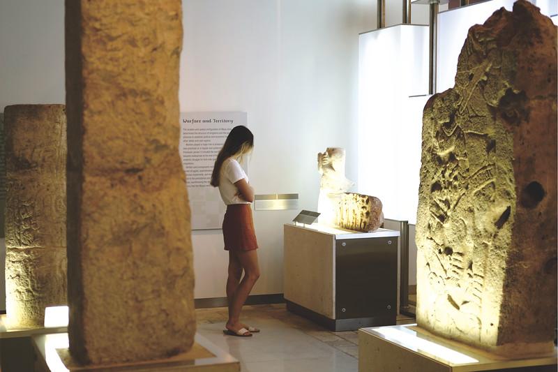 Gran Museo del Mundo Maya, Mérida. February 2018