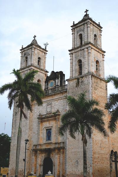 Iglesia de San Servacio, Valladolid. June 2018